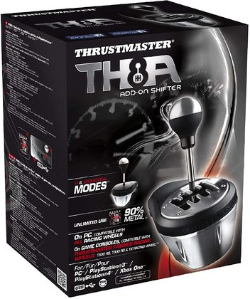 thrustmaster th8a test